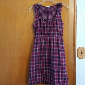 Preowned Converse One Star S (J) cotton dress